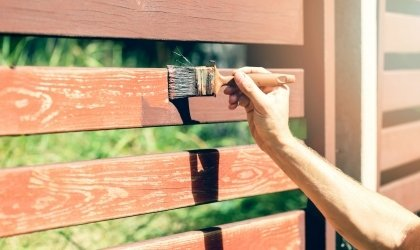Melton Vic Painters - Fence painting